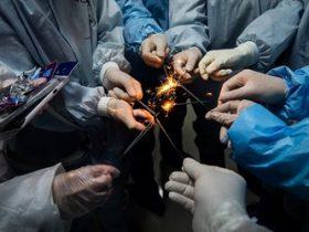 کادر درمانی بیمارستان های معین